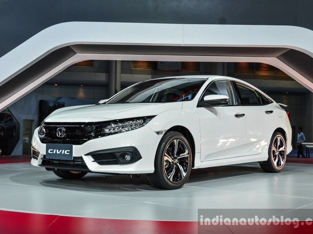New Honda Civic to be made in India at the Greater Noida plant – Report
