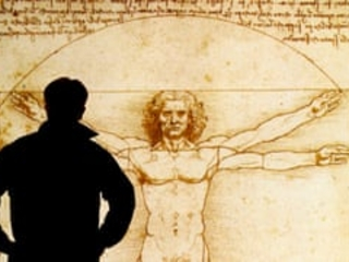 Leonardo's Vitruvian Man can go to the Louvre, court rules