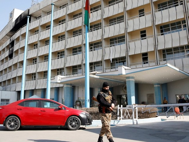 US State Department: Americans are among the dozens killed during 12-hour standoff at a hotel in Kabul