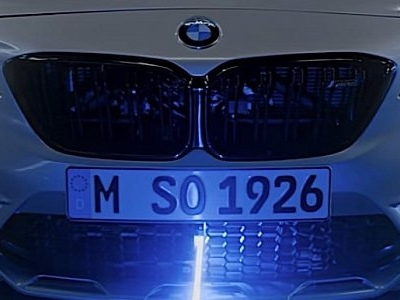 BMW M2 Competition Shooting Lasers is The Coolest Thing You'll See Today