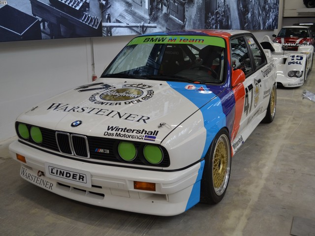 VIDEO: Listen to the glorious noise of the E30 M3 DTM S14 Engine