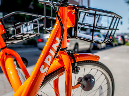 Spin brings its pick-up-anywhere bike sharing to South San Francisco