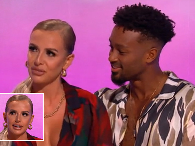 Love Island's Faye horrified as she FINALLY watches her movie night meltdown – and agrees with Ofcom complaints