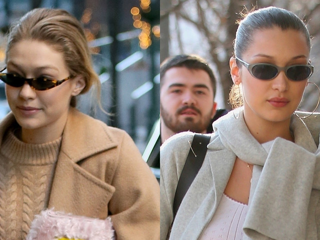 Bella & Gigi Hadid Step Out on Separate Sides of the World!