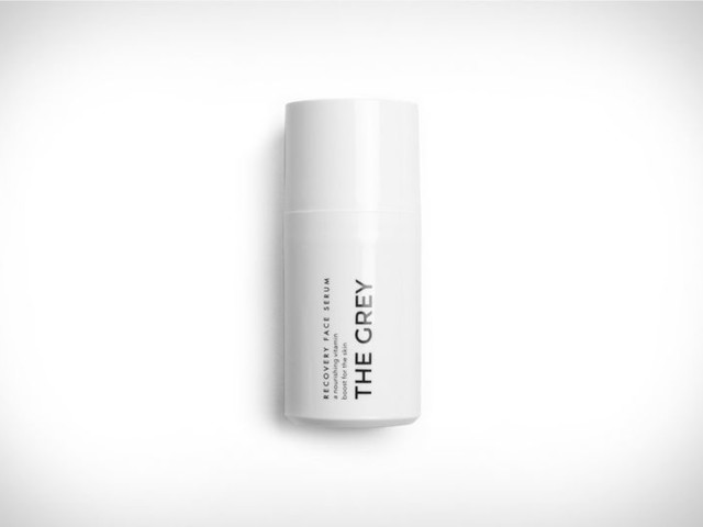 Antioxidant-Rich Anti-Aging Serums - The Grey Recovery Face Serum Firms and Replenishes Skin (TrendHunter.com)