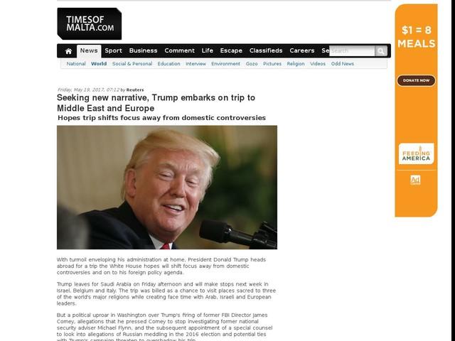 Amazon Trump Travel Ban