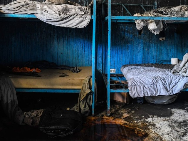 Orphanage fire kills at least 15 children including seven babies as they sleep
