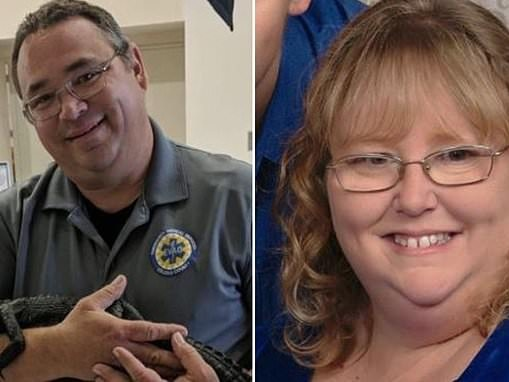 Teachers aide, 41, and her paramedic brother, 51, die from coronavirus one day apart in Florida