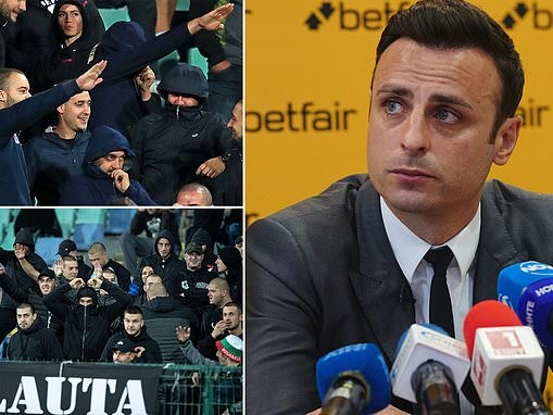 Dimitar Berbatov believes Bulgarian racists should be banned for life after sickening chants