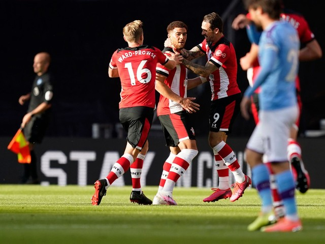 Southampton 1-0 Man City: Che Adams wonder goal stuns Pep Guardiola's former Premier League champions