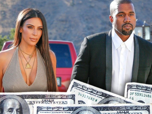 Luxe Digs & A Private Chef! Kim & Kanye Dropping Fortune To Spoil Surrogate