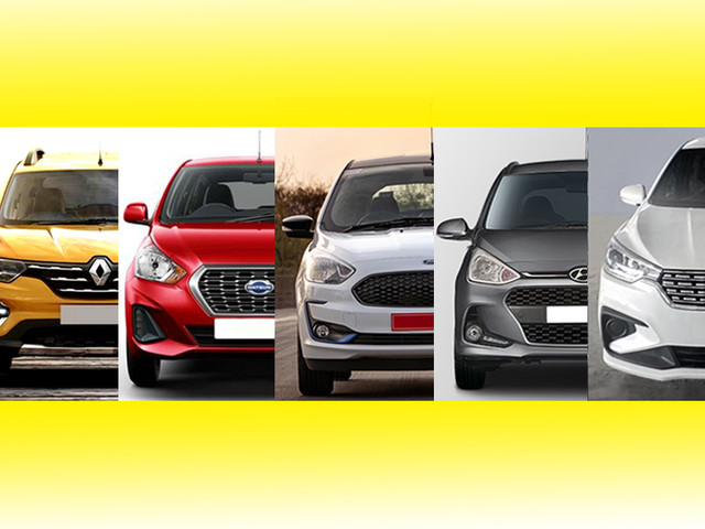 Renault Triber vs rivals: Specifications comparison