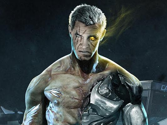 Deadpool 2: Josh Brolin Reveals His Cable Haircut