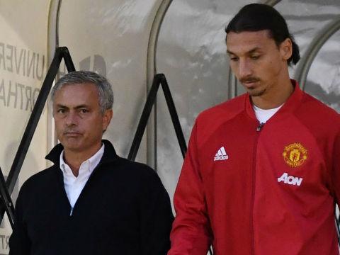 Mourinho: Man Utd having conversations over Ibrahimovic return