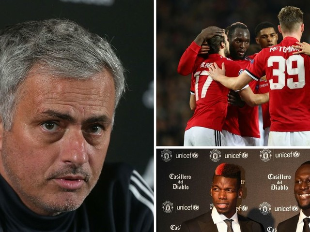 Manchester United news and transfer rumours LIVE Paul Pogba and fixtures updates