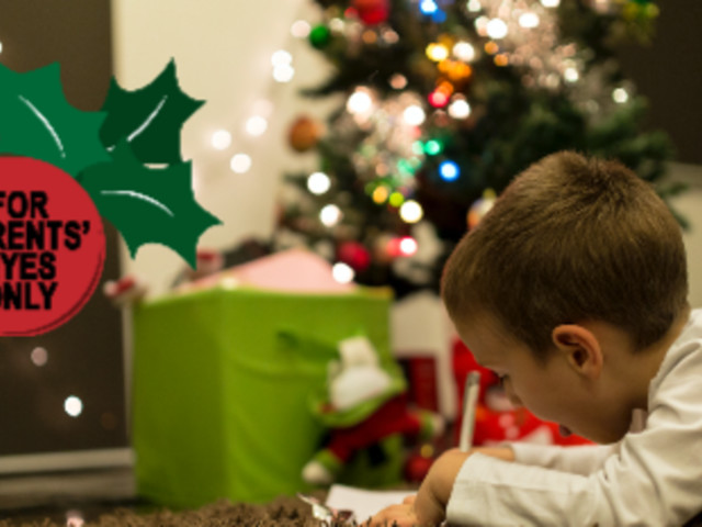 Why Writing A Letter To Santa Will Bring Your Child More Than Just Gifts