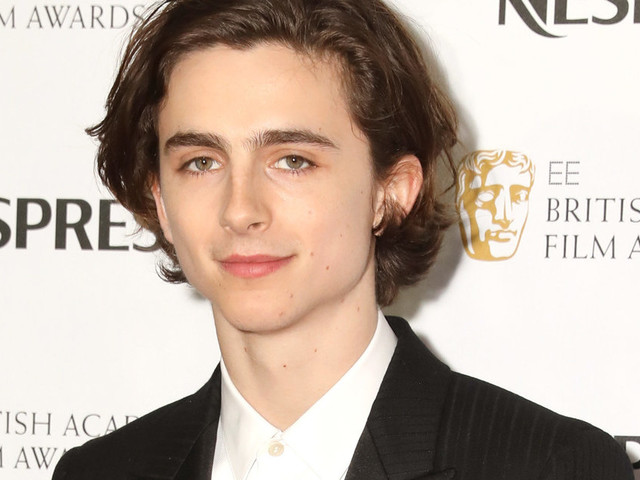 Timothée Chalamet Discusses How Lack Of 'Self-Identity' Affects His Mental Health