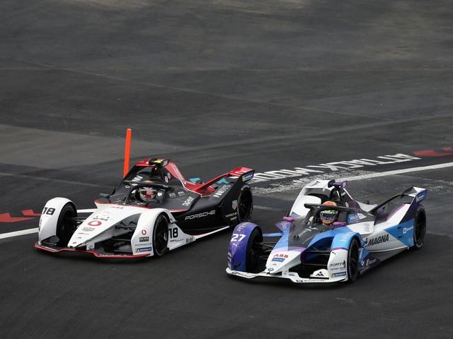 Race Recap: Mexico E-Prix with BMW i Motorsport team