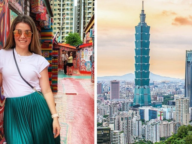 Taiwan was named the best place to live for expats. Here's what 7 expats said about living abroad on the tiny East Asian island during the pandemic.