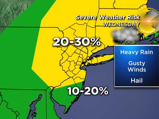 New York Weather: 8/21 CBS2 Wednesday Morning Headlines