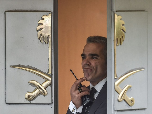 Trump sending Pompeo 'immediately' to meet Saudi king over missing journalist - Washington Post