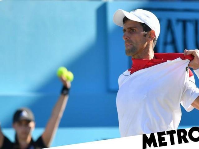 Novak Djokovic gives verdict on his Wimbledon chances after Queen's final loss