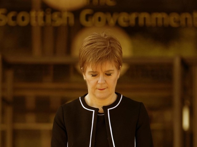 'I really need your help': Nicola Sturgeon issues appeal to Scots as phase one of easing lockdown gets green light