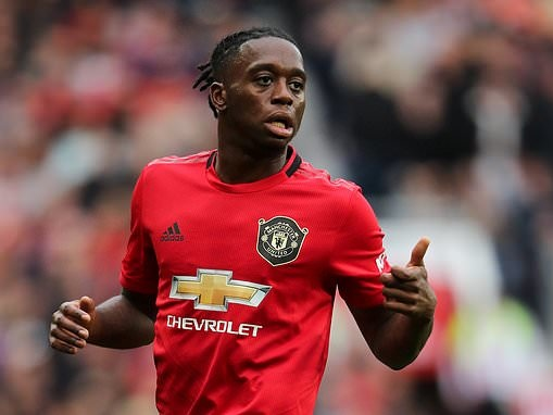 Aaron Wan-Bissaka says moving to Manchester United hasn't daunted him
