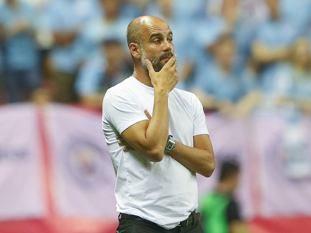 Sport shorts: Man City boss Pep Guardiola hits back at 'false' Chinese claims