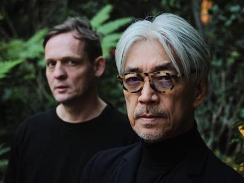 Alva Noto & Ryuichi Sakamoto Collaborate On New Album
