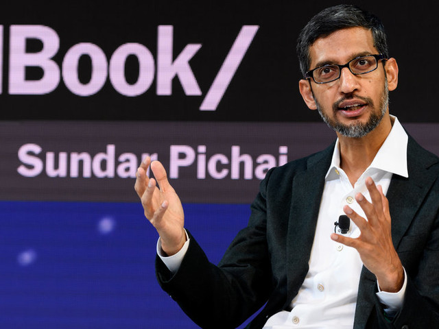 DealBook: Google's Founders to Step Aside, Ending an Era