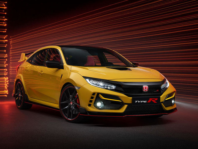 Hardcore Honda Civic Type R Limited Edition sells out in four weeks