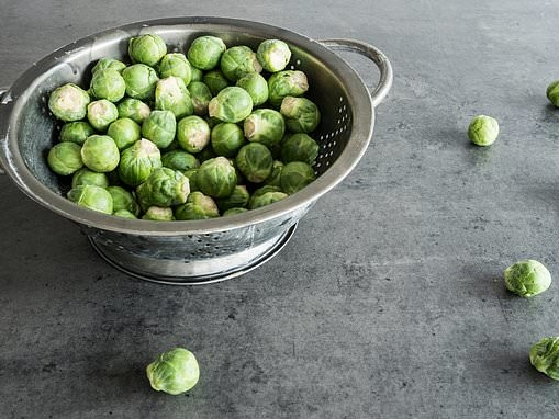 Brussels sprouts could cut your risk of cancer