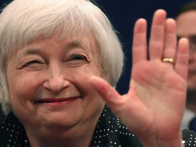 Here comes the Fed ...