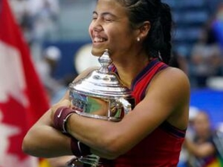 Raducanu's US Open title moves her up 127 spots to No. 23
