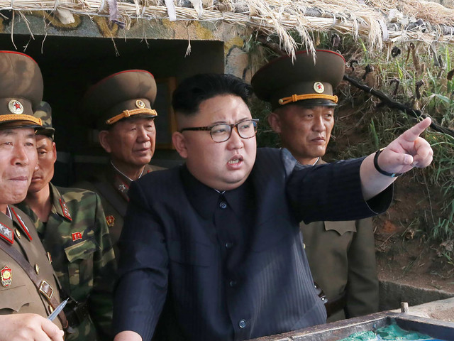 North Korea Says It Is Considering Launching A Missile Strike On Guam