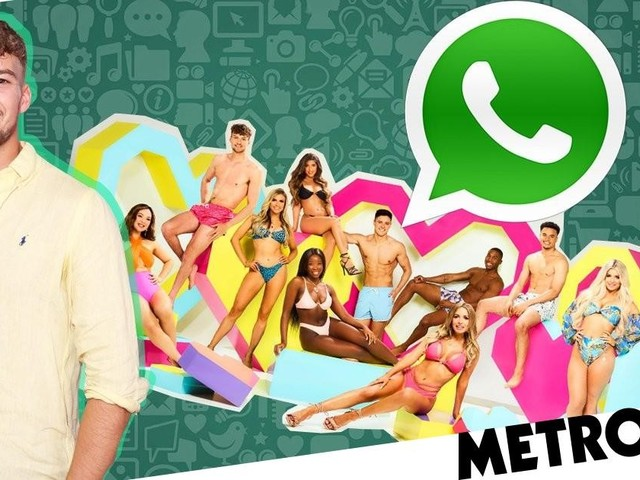 Love Island 2021: Hugo Hammond admits cast WhatsApp group is already dead just weeks after series ended