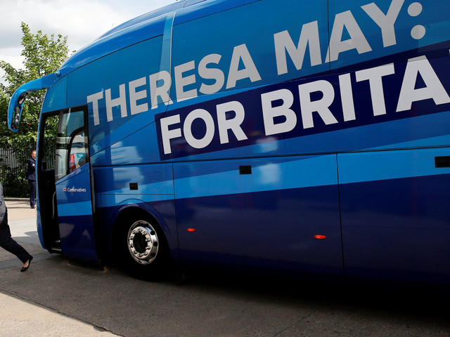 How Theresa May's Joyless Campaign Is Limping Over The Line
