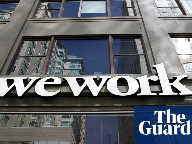 Cancer-causing chemical found in WeWork phone booths