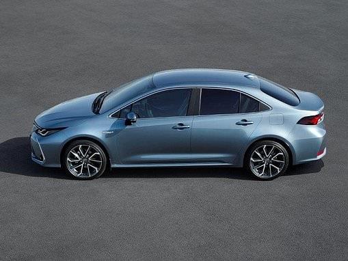 RAY MASSEY: The Toyota Corolla returns