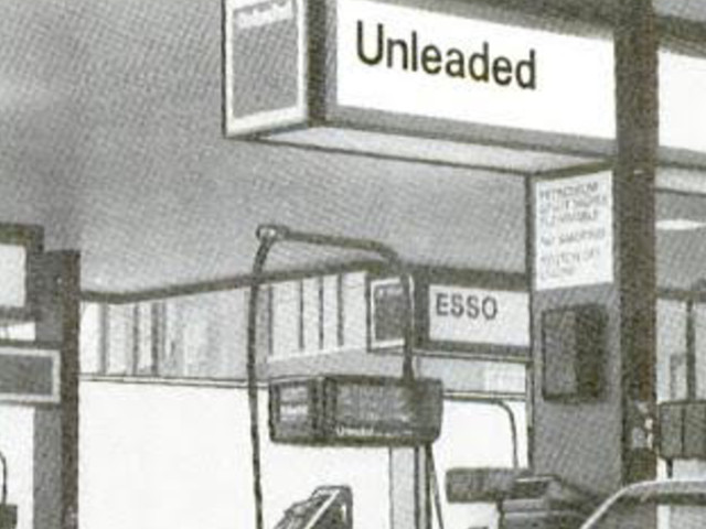 Throwback Thursday 1989: the switchover to unleaded petrol