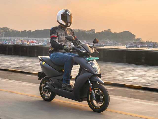 Branded Content: Ather 450X - On A Charge
