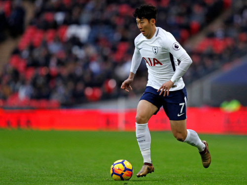 Son shines in Pochettino's eyes