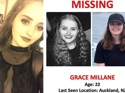 Missing: British tourist Grace Millane never made it back to her Auckland hostel