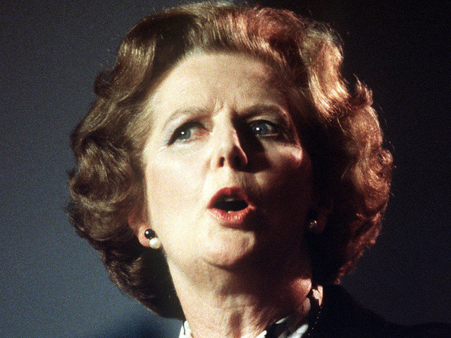 National Archives Release Files About Margaret Thatcher And Northern Ireland - But Many Withheld