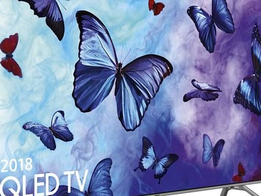 Samsung warns owners of its QLED TVs to scan for VIRUSES (then quickly deletes the tweet)