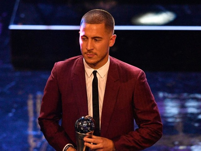 Eden Hazard told to improve for Chelsea — ONE DAY after being named in FIFA's World XI