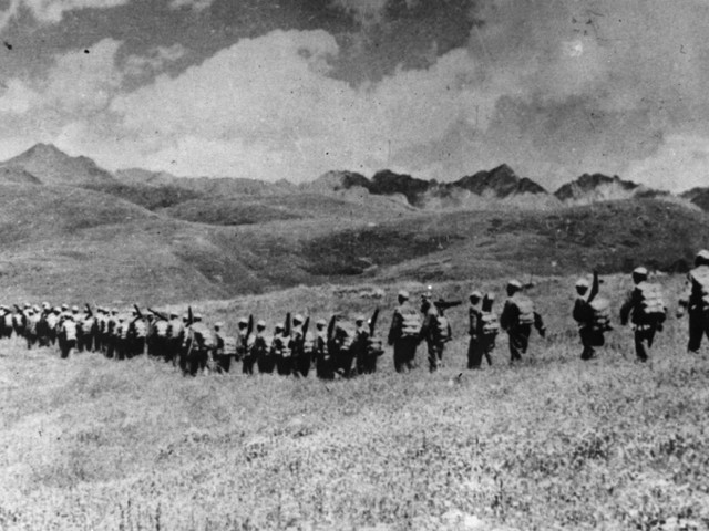 The tumultuous history of Tibet