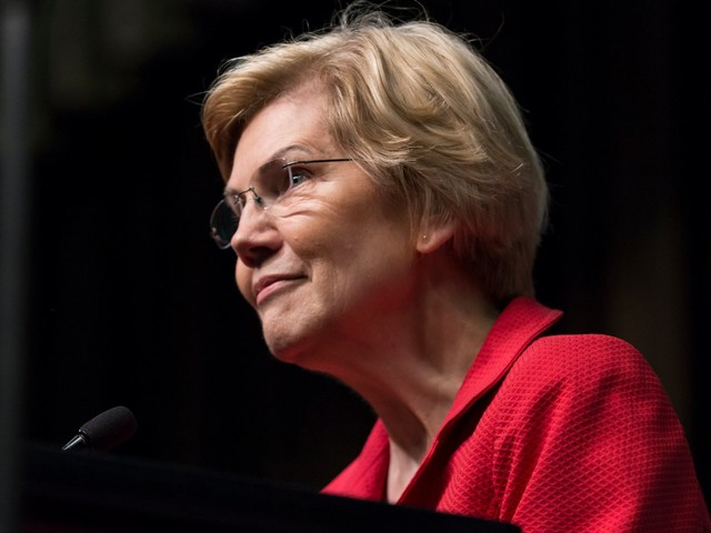 Elizabeth Warren says she'd reverse the DOJ policy that says a sitting president can't be indicted