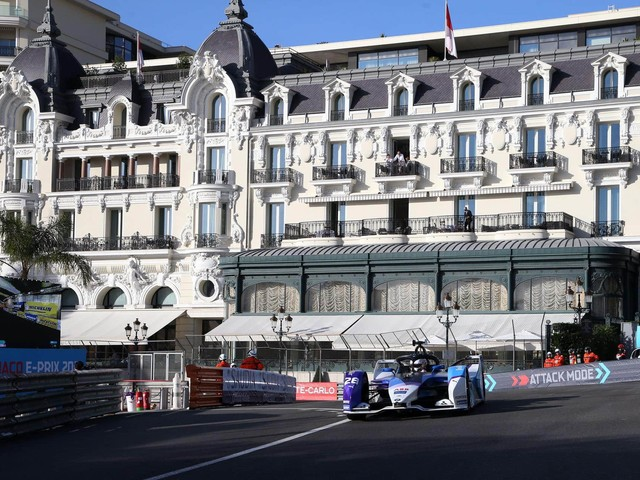 Formula E: Maximilian Günther reaches fifth position at Monaco ePrix